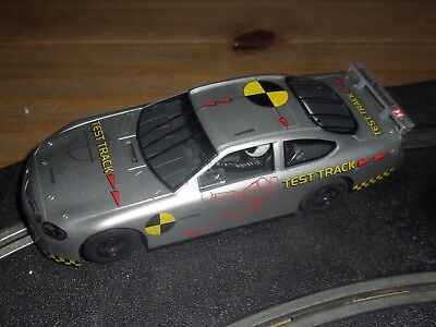 Scalextric vintage Test Track Nascar Ford Taurus muscle car Superb and fast