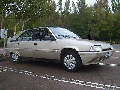 CITROEN BX MILLESIME TURBO DIESEL-1993-LHD FRENCH REG-to restore or spare parts