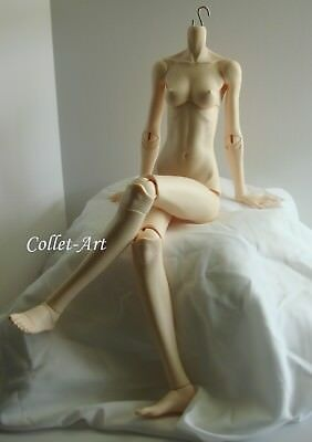 Recast Doll Bjd Sd 1/3 China Slim Small Bust 65Cm (Without Head) Normal Skin New