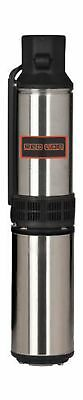 Red Lion Submersible Deep Well Pump RL12G15 3W2V 1 1/2 HP 12 GPM 3 Wire 230 Volt