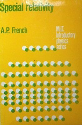 Special Relativity (MIT Introductory Physics Series) by French Book The Cheap