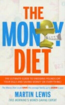The Money Diet by Lewis, Martin Paperback Book The Cheap Fast Free Post