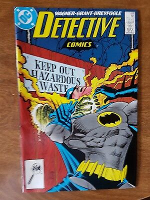 Detective Comics #588 Dc July 88 Vf Combine Shipping