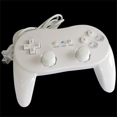 Controller for Retro Wired Classic Controller For Classic Wii/Wii U Remote