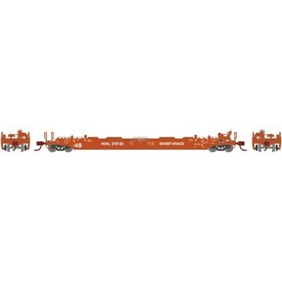 Athearn ATH12388 N Scale Rolling Stock Husky Stack NOKL #210133