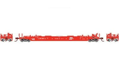 Athearn ATH12381 N Scale Rolling Stock Husky Stack BN #64017