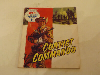 WAR PICTURE LIBRARY NO 343!,dated 1966!,GOOD for age,great 51!YEAR OLD issue.