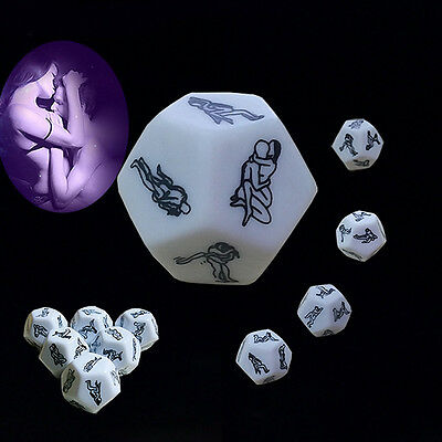 Sex Funny Adult Love Humour Gambling Sexy Romance Erotic Craps Dice Pipe Toy  uk