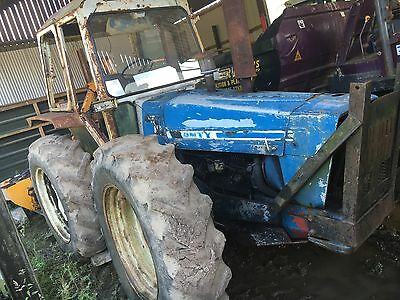 County 1174 Tractor
