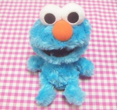 Sesame Street Elmo Dreams in Rainbow Colors Candy Funny Plush / Japan Toy Doll