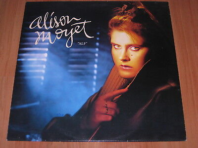 Alison Moyet - Alf LP 1984 mit Invisible / Synth Pop  / TOP