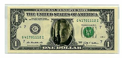 Harrison Ford/Hans Solo-Star Wars The Force Awakens US$1 Bank Note US Mint