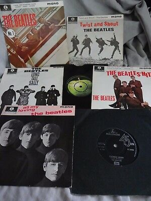 The Beatles - Singles/EP Collection