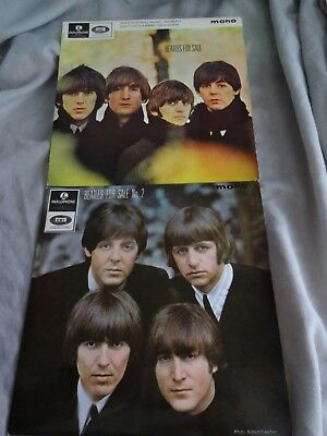 The Beatles - For Sale 1 & 2 EP's