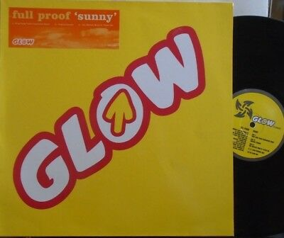 "FULL PROOF ~ Sunny ~ 12"" Single PS"