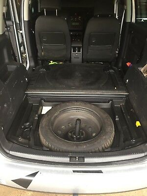 VW Touran 5 Seat Conversion