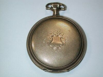 American 16 Size YGF Hunting Pocket Watch Case. 146M