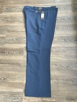Men's Adidas Ultimate Golf Trousers size 40W X 32L Brand new with tags