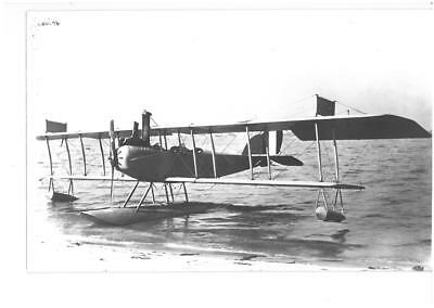 Floatplane Real Photograph