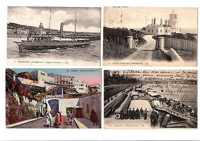 Qty 16 Old Postcards All Associated With Ll Louis Levy All Shown