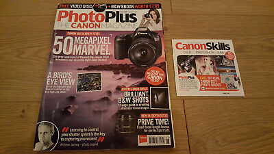 PhotoPlus Magazine Canon Edition August 2015 With Disc