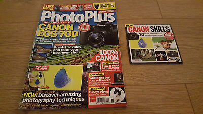 PhotoPlus Magazine Canon Edition October 2013 With Disc