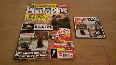 PhotoPlus Magazine Canon Edition March 2014 With Disc