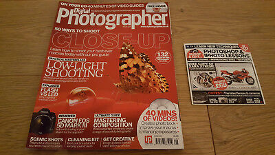 Digital Photographer Magazine Issue 129 With Disc