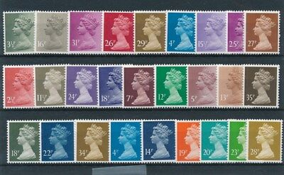 [96398] UK Queen Elizabeth II good lot Very Fine MNH stamps