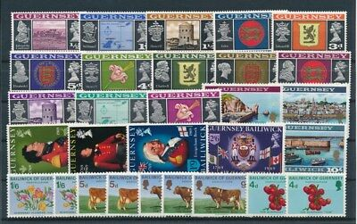 [G95025] Guernsey good lot Very Fine MNH stamps