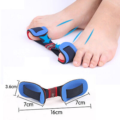 Big Toe Bunion Straightener Training Belt Band Strap Corrector