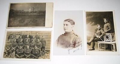 WW1 RP Postcards RFC ROYAL FLYING CORPS