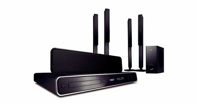 Philips 5.1 Home theater HTS3568 1000W RMS power DVD playback