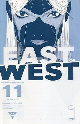 East Of West #11 (NM)`14 Hickman/ Dragotta