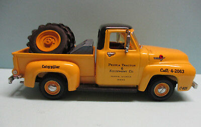 Matchbox Collectibles Yis02 1/43 1955 Ford Pick Up F100 Yellow No Box New Rare