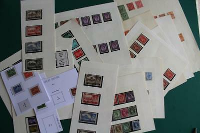 GB - A Useful Mint and Used Definitive Stamp Collection from KGV onwards