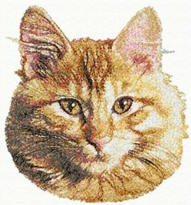Embroidered Sweatshirt - Maine Coon Cat AED16356 Sizes S - XXL