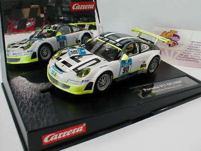 Carrera Evolution 132 27543 - Porsche 911 GT3 RSR No.911 Manthey Racing 1:32