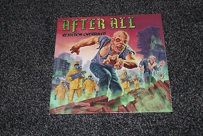 """After All Uk 10"""" Rejection Overruled Mint Looks Unplayed"""