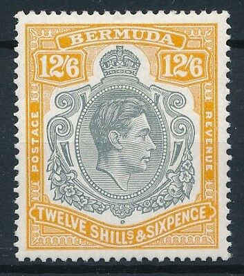[54228] Bermuda 1934-41 good MH Very Fine stamp (Sg 120c)