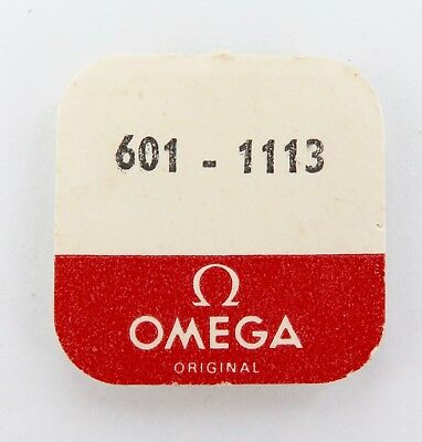 Omega 601-1113 Setting Wheel. New Old Stock, Mint In Packet. Cal 601 Part 1113.