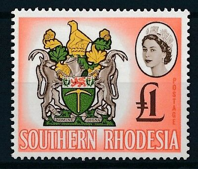 [54605] Southern Rhodesia 1964 good MNH Very Fine stamp