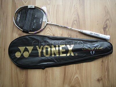 New Yonex Equal Z-FORCE Badminton Racket Racquet Strung A++