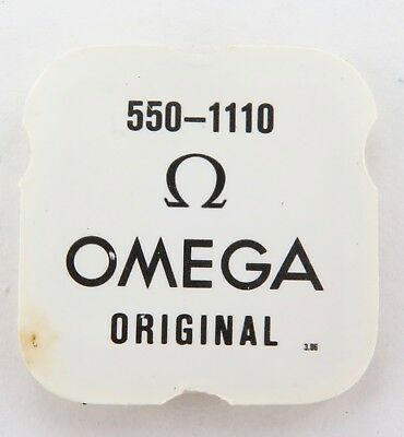 Omega 550-1110 Setting Lever Spring. Nos In Packet. Cal. 550 Part 1110