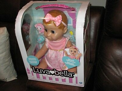 ☆Luvabella Interactive Blonde Doll 2017 | Doll Of The Year | Sold Out! ☆