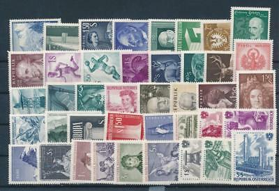 [G114010] Austria Good lot of Very Fine MNH stamps