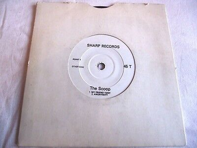 The Scoop ~ You Can Do It Ep ** 1979 Sharp 45 Diy Mod Punk