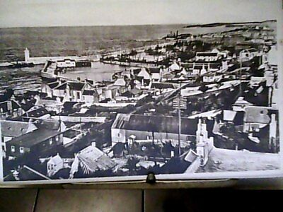 post card cluny harbour buckie by miller & lang ltd unposted