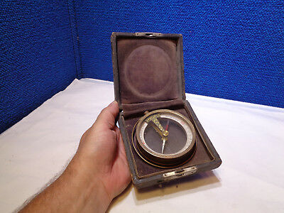 W.S. Darley & Company Magnetic Dipping Needle Compass