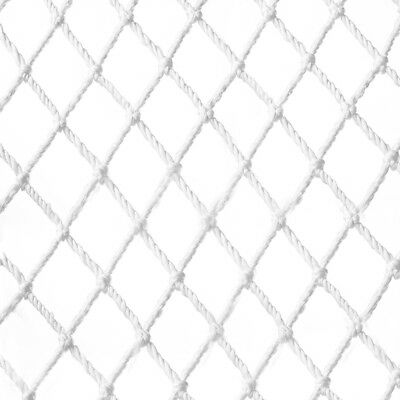 Multifunctional Cargo Rope Outdoor Play Climbing Frame Safety Natural Net -AU